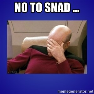 Picard facepalm  - no to snad ...