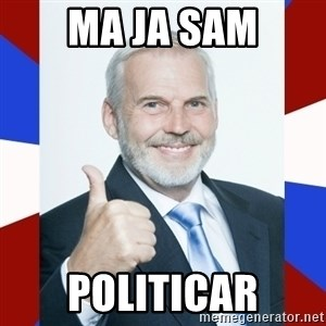 Idiot Anti-Communist Guy - MA JA SAM POLITICAR