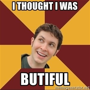 Tobuscus - i thought i was butiful