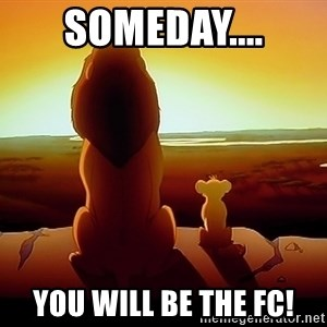 simba mufasa - someday.... you will be the Fc!