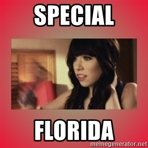 Call Me Maybe Girl - special Florida
