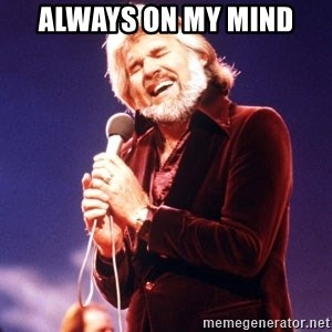 Kenny Rogers - Always On My Mind