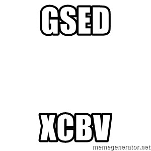 Deal With It - GSED XCBV