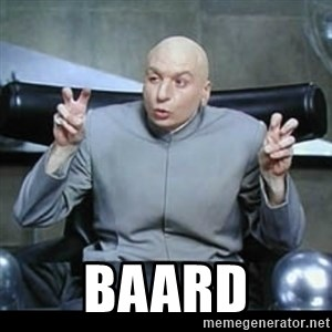 dr. evil quotation marks -  baard
