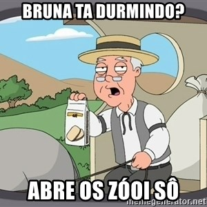 Pepperidge Farm Remembers Meme - Bruna Ta Durmindo? Abre os Zóoi Sô