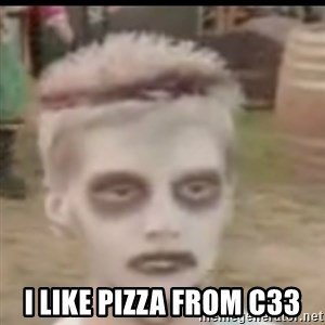 I like turtles  -  i like pizza from c33