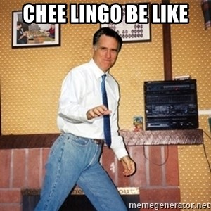 Mom Jeans Mitt - Chee Lingo be like
