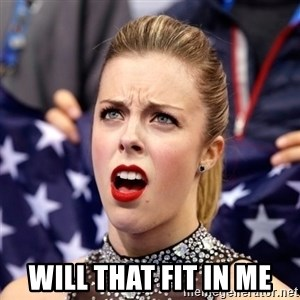 Ashley Wagner Shocker -  will that fit in me