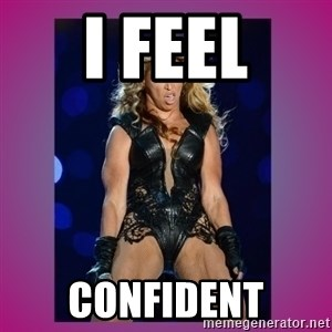 Ugly Beyonce - I feel CONFident