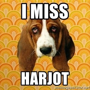 SAD DOG - I miss  Harjot