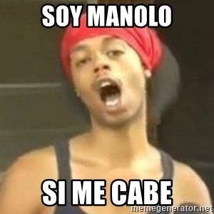 Hide your kids - soy manolo si me cabe