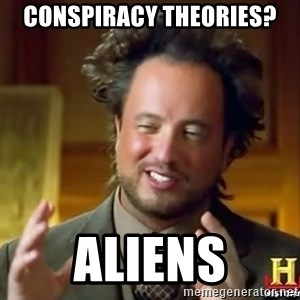 Giorgio Tsoukalos History Channel Man - Conspiracy Theories? Aliens