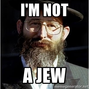 Like-A-Jew - I'm not a Jew