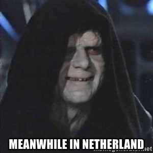 emperorrr -  meanwhile in netherland
