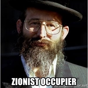 Like-A-Jew -  zionist occupier