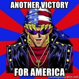 bandit keith - ANOTHER VICTORY FOR AMERICA