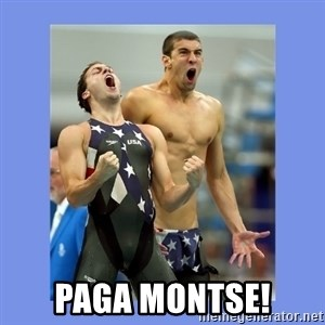 Phelps Celebrate -  paga MONTSE!