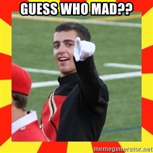 lovett - guess who mad??