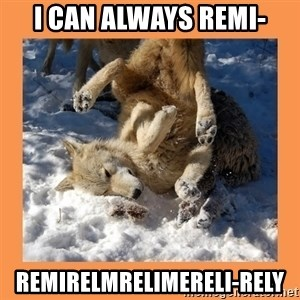 Moon Moon - I can always remi- remirelmrelimereli-rely