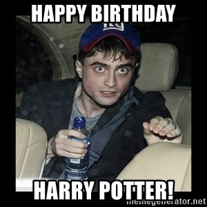 Daniel Radcliffe Ablaze - Happy Birthday Harry Potter!