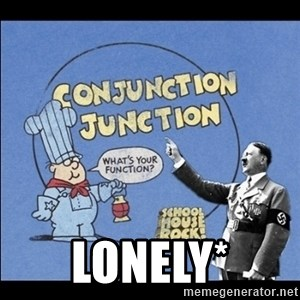 Grammar Nazi -  Lonely*