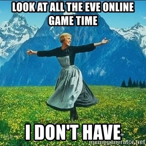 Look at all the things - look at all the eve online game time i don't have