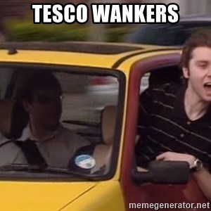 Inbetweeners - Tesco wankers