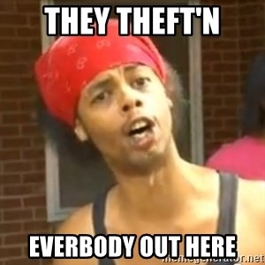 Antoine Dodson - They theft'n everbody out here
