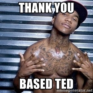 lil b - Thank you Based Ted