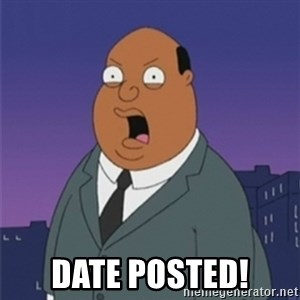 ollie williams -  DATE POSTED!