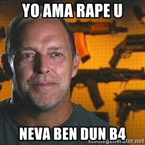 Will Sons of Guns - Yo ama rape u  Neva Ben dun b4