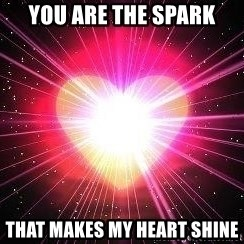 ACOUSTIC VALENTINES II - you are the spark that makes my heart shine