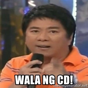 willie revillame you dont do that to me -  WALA NG CD!