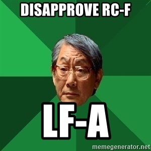High Expectation Asian Father - disapprove RC-F LF-A