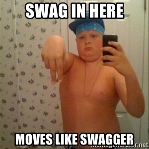 Swagmaster - SWAG IN HERE Moves Like Swagger