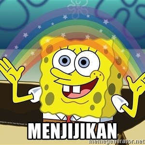 Spongebob Squarepants Imagination -  Menjijikan