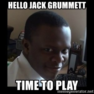 KSI RAPE  FACE - Hello jack grummett Time to play