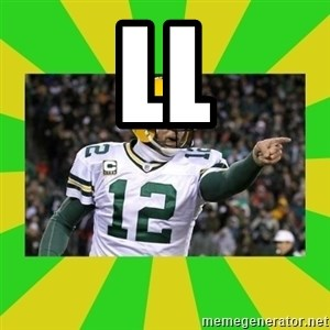 Aaron Rodgers - ll