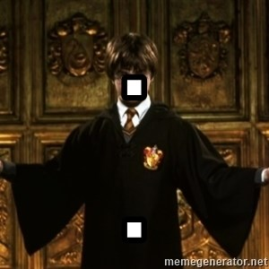 Harry Potter Come At Me Bro - . .