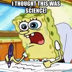 Spongebob What I Learned In Boating School Is - i thought this was science!