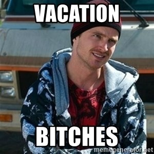 Breaking bad jesse - VACATION BITCHES