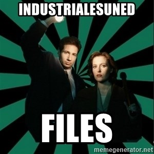 """Typical fans """"The X-files"""" - industrialesuned files"""