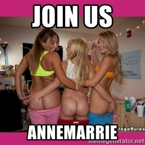 3 Lesbians Showing And Fingering Their Ass - Join us  Annemarrie