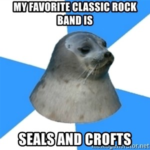 Victoria BC Seal - my favorite classic rock band is seals and crofts