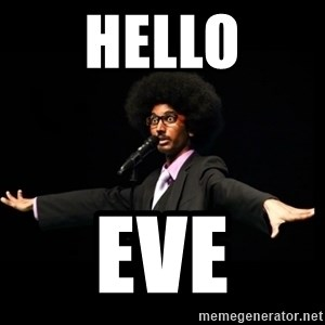AFRO Knows - hello eve