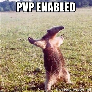 Anteater - pvp enabled