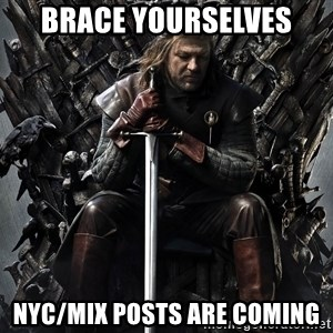 Eddard Stark - brace yourselves nyc/mix posts are coming