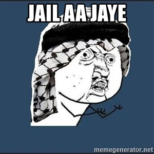 y-u-so-arab - jail aa jaye