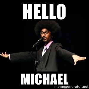 AFRO Knows - hello  michael