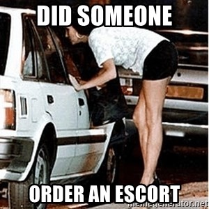 Karma prostitute  - Did someone  Order an escort